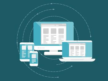 patient portal on different devices accessed with healthcare identity management
