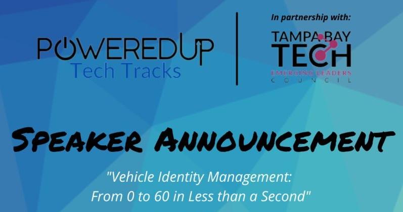 Powered Up Tech Tracks ad