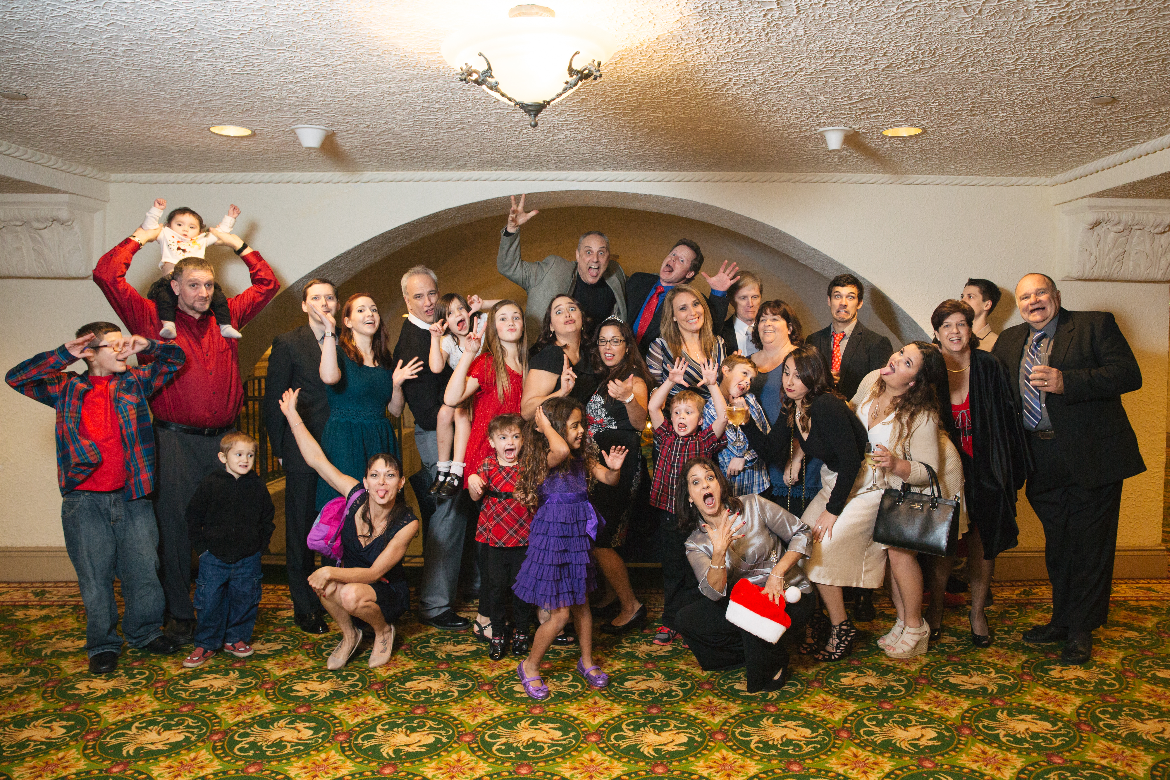 Identity Fusion 2015 Christmas Party