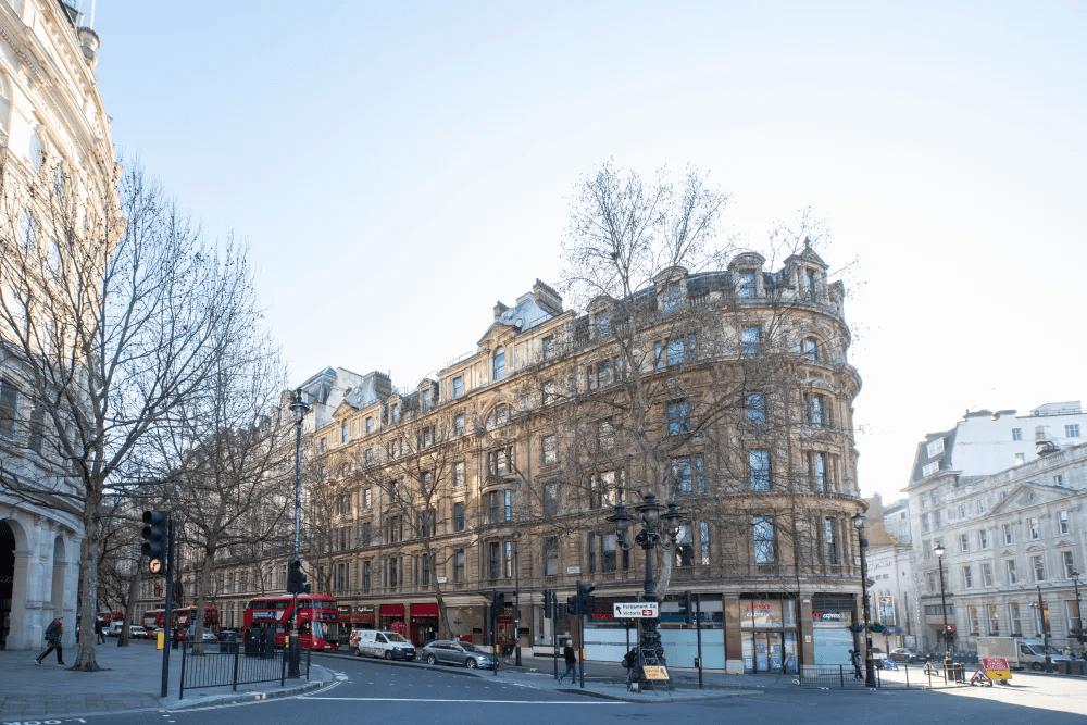 London office building