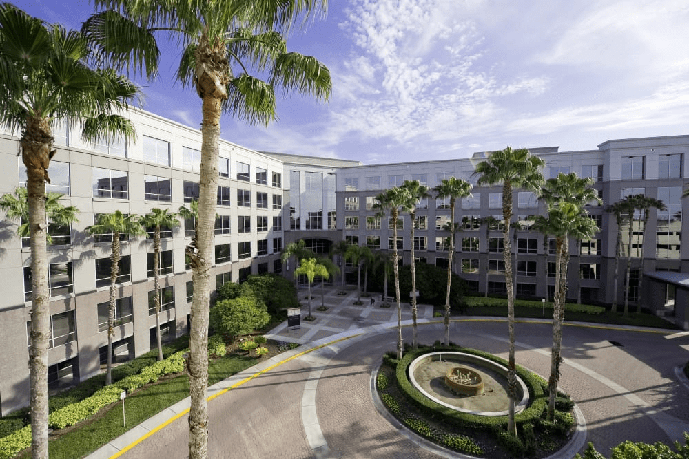 Tampa office building